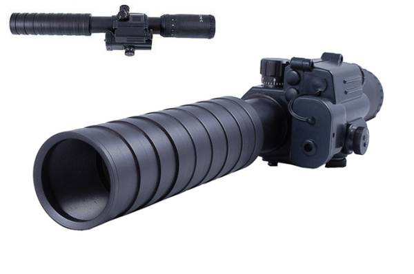 FITCO 3-9x32 EL Sniper Scope / MIL DOT leaser Rifle Scope