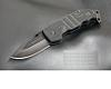 Dark Ak Huge Military Folding Knife