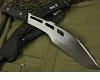 Bear spotted Bowie Hunting Knife