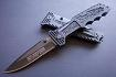 Military style Dops Tactical Folding SFS knife