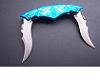 Samy Double Dragon Knife New Design
