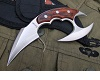 Fury Double edge Strong Karambit Sharpened