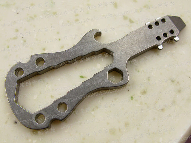 GECKO KITS GUITAR titanium Multi Function Tools