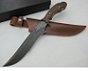 Black Island Damascus Handmade Hunting knife