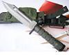 K5 BAYONET AND SCABBARD Military Survival Knife