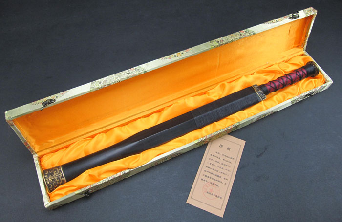 Chinese Han Sword verCupreous/ Handmade knife
