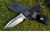 Handmade LW D2 Steel  Tactical Hunting Knife