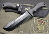 Black Dog ELK Survival Hunting Knife
