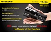 NITECORE Tiny Monster TM26 QuadRay 3500 Lumen Quad CREE XM-L LED
