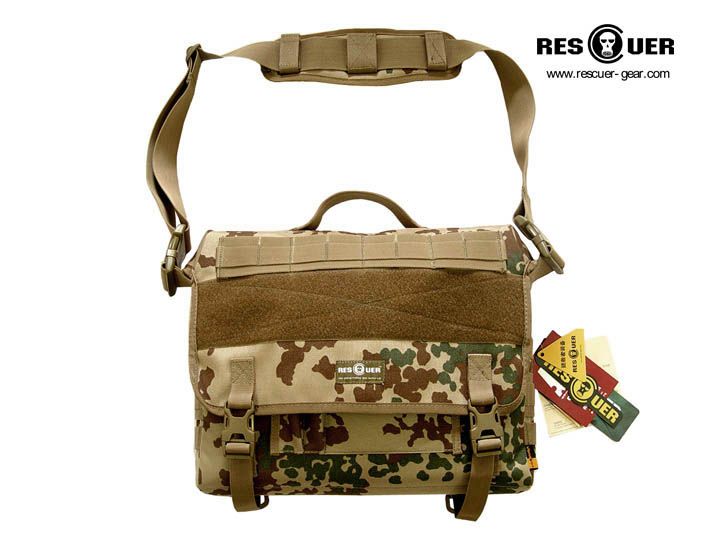 Rescuer Gear  Battle Bag /Laptop Bag Camo