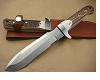 PUMATEC stag Handle hunting Knife Knife