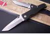 Ram G10 Handle  Tanto One hand Open Locked Knife