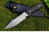 CK Harsey Bowie Knife Handmade Knife