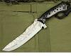 Knight Templar Bowie Hunting Knife