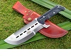 Huge Wind Tracker Survival  HUNTING KNIFE