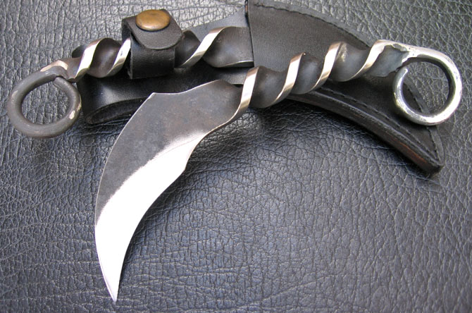 Carbon Steel karambit