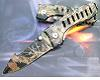 Snake Blade - Jungle Como  Hunting Knife
